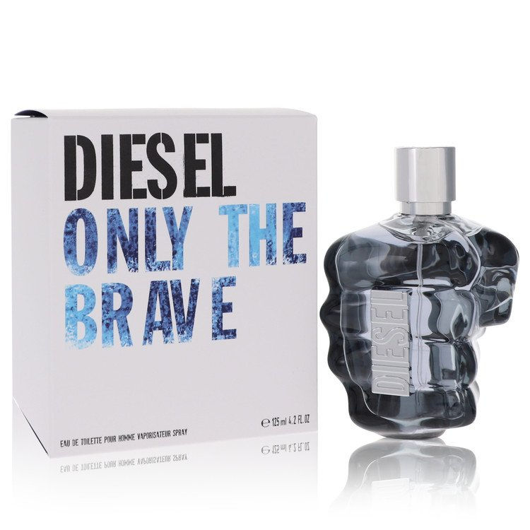 Only The Brave Cologne by Diesel 4.2 oz EDT Spray for Men
