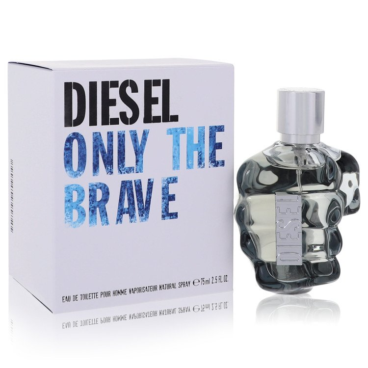 Only The Brave Cologne by Diesel 2.5 oz EDT Spray for Men