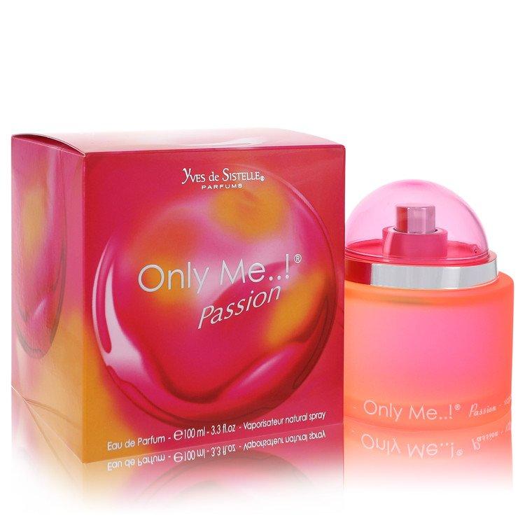 Only Me Passion by Yves De Sistelle for Women Eau De Parfum Spray 3.3 oz