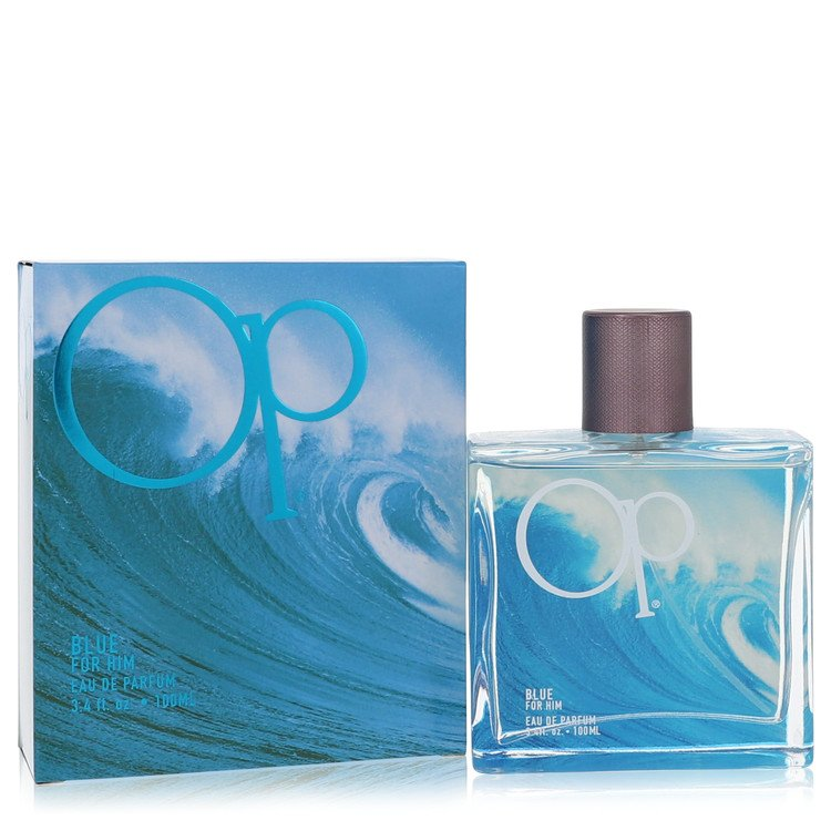 Ocean Pacific Blue by Ocean Pacific for Men Eau De Toilette Spray 3.4 oz