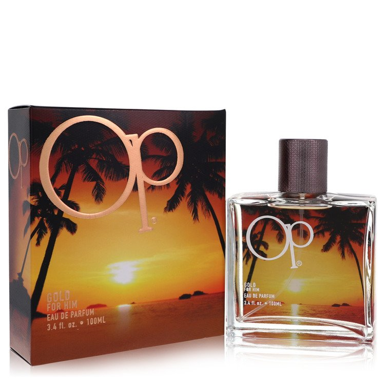 Ocean Pacific Gold Cologne by Ocean Pacific 3.4 oz EDT Spay for Men