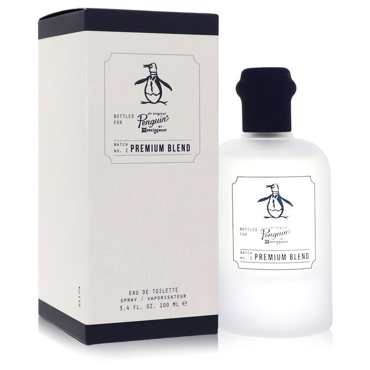 Original Penguin Premium Blend by Original Penguin for Men Eau De Toilette Spray 3.4 oz