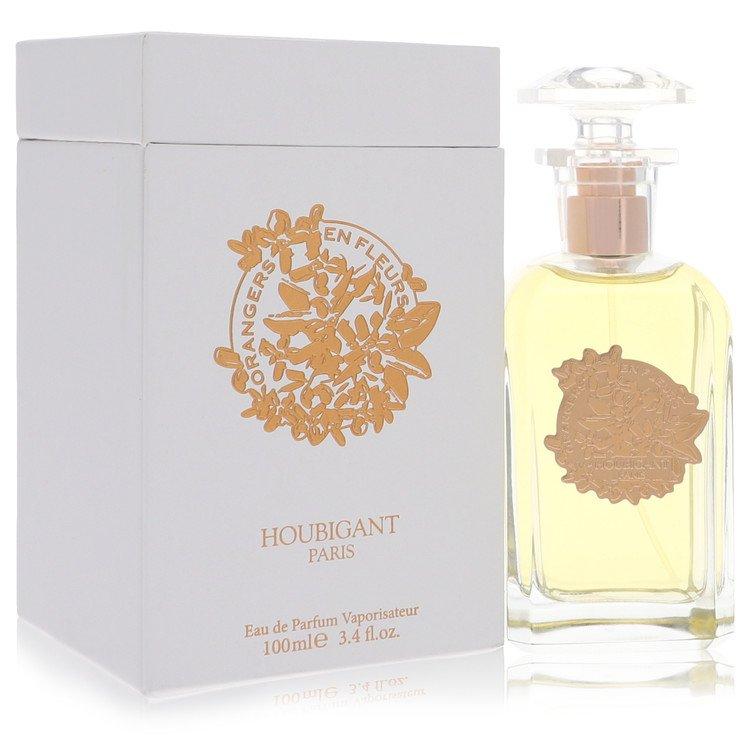 Orangers En Fleurs by Houbigant for Women Eau De Parfum Spray 3.4 oz