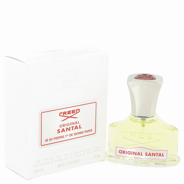 Original Santal Cologne by Creed 1 oz Millesime Spray for Men