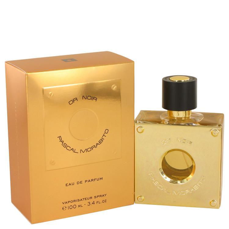 OR Noir by Pascal Morabito for Women Eau De Parfum Spray 3.4 oz