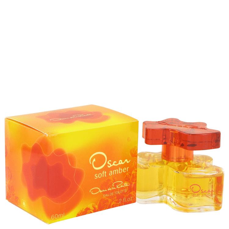 Oscar Soft Amber Perfume by Oscar De La Renta 2 oz EDT Spay for Women