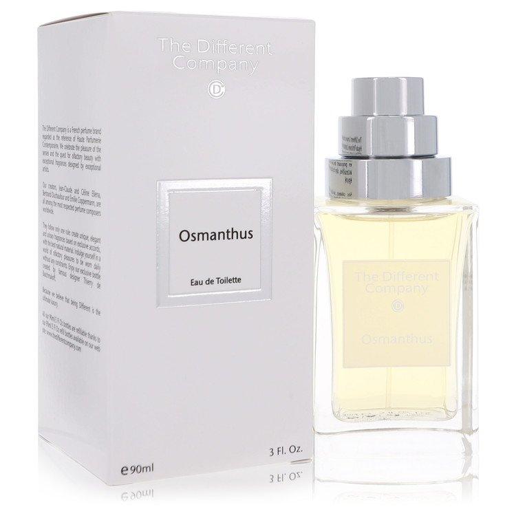 Osmanthus by The Different Company for Women Eau De Toilette Spray Refilbable 3 oz