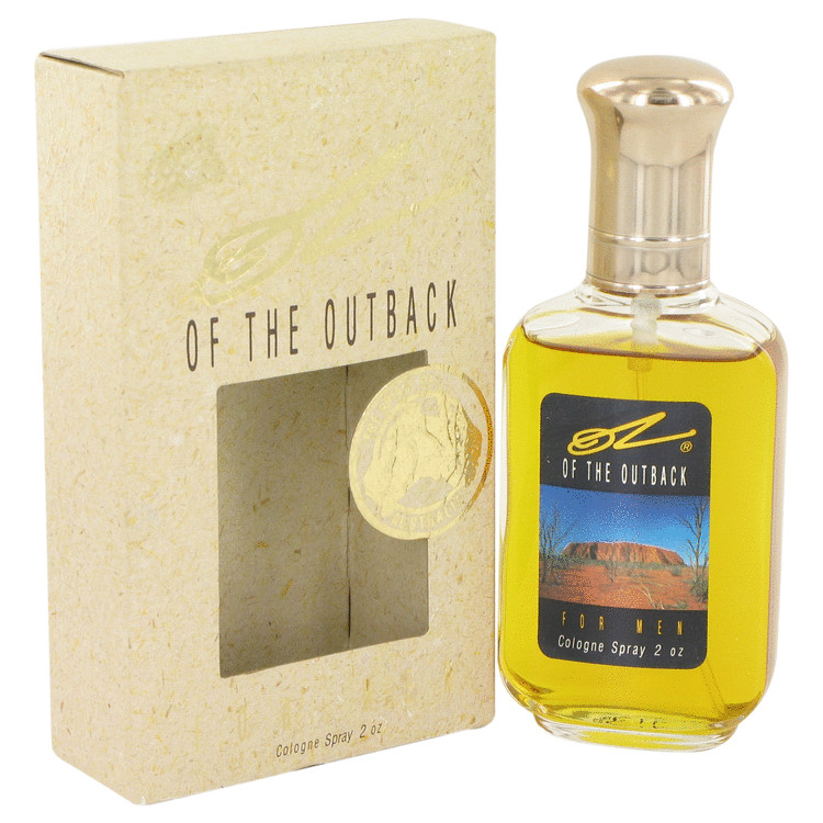 OZ of the Outback by Knight International for Men Cologne Spray 2 oz