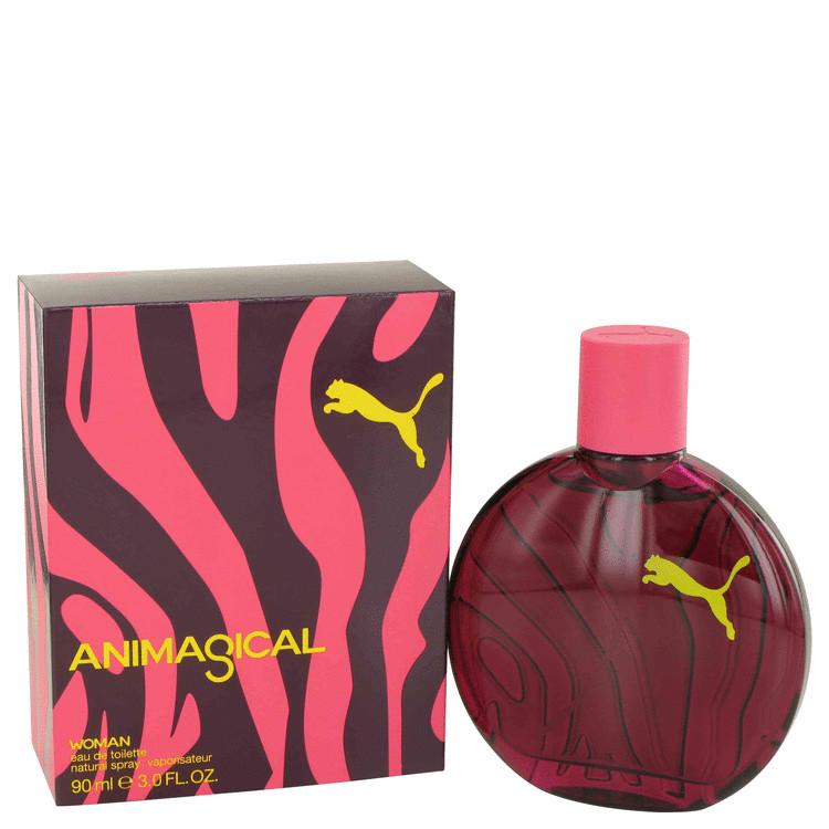 Animagical Perfume by Puma 3 oz EDT Spray for Women