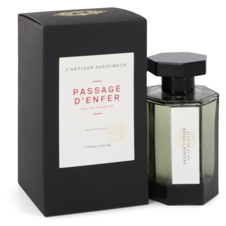Passage D'enfer Eau D'encens by L'artisan Parfumeur for Women Eau De Toilette Spray 3.4 oz