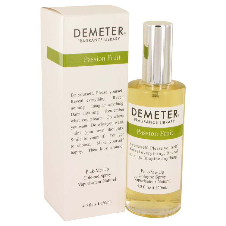 Demeter Perfume by Demeter 4 oz Passion Fruit Cologne Spray for Women