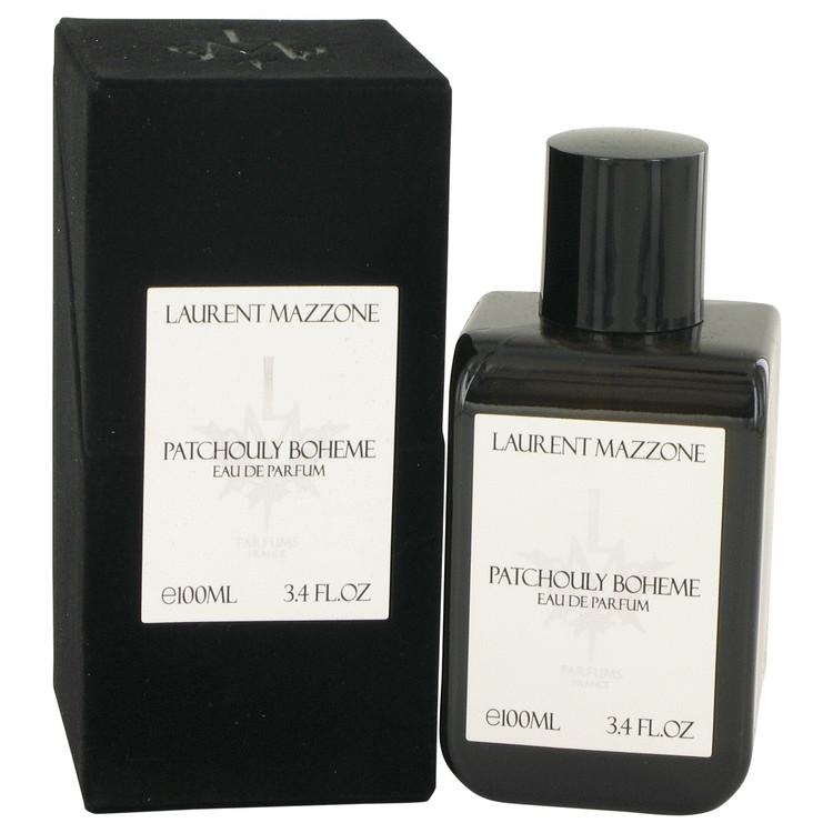 Patchouly Boheme by Laurent Mazzone for Women Eau De Parfum Spray 3.4 oz