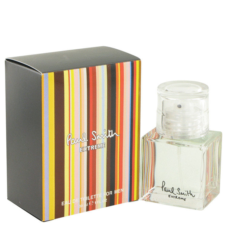 Paul Smith Extreme Cologne by Paul Smith 1 oz EDT Spay for Men