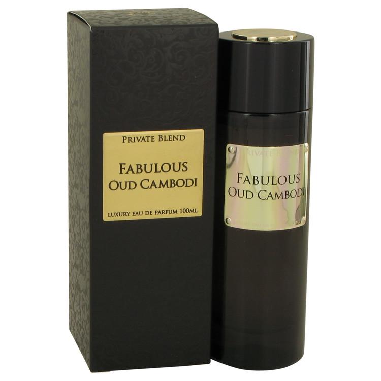 Private Blend Fabulous Oud Cambodi by Chkoudra Paris for Women Eau De Parfum Spray 3.3 oz