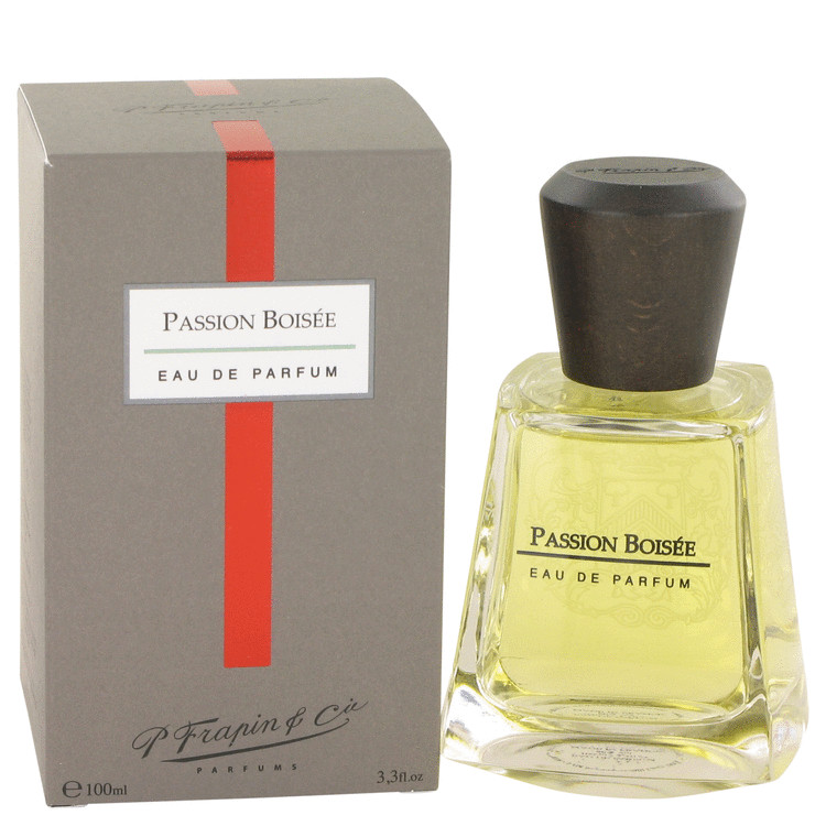 Passion Boisee by Frapin for Men Eau De Parfum Spray 3.3 oz