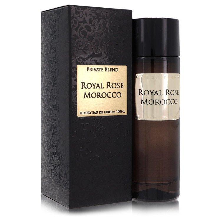 Private Blend Royal rose Morocco by Chkoudra Paris for Women Eau De Parfum Spray 3.4 oz