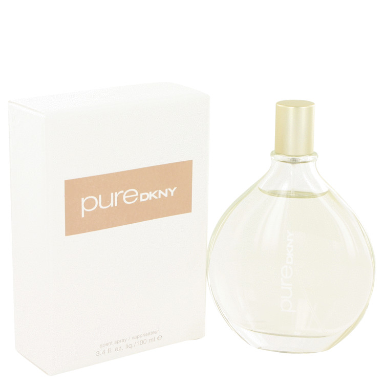 Pure Dkny Perfume by Donna Karan 3.4 oz Scent Spray for Women