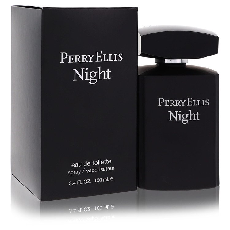 Perry Ellis Night by Perry Ellis for Men Eau De Toilette Spray 3.4 oz