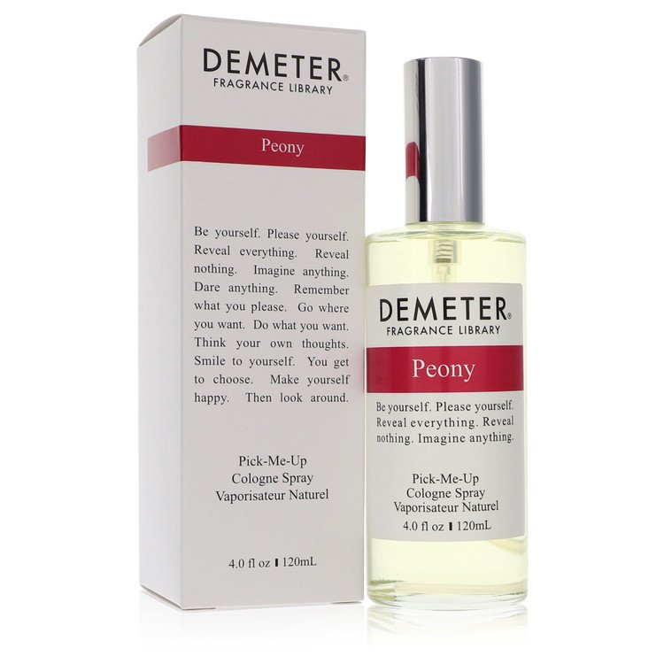 Demeter by Demeter for Women Peony Cologne Spray 4 oz