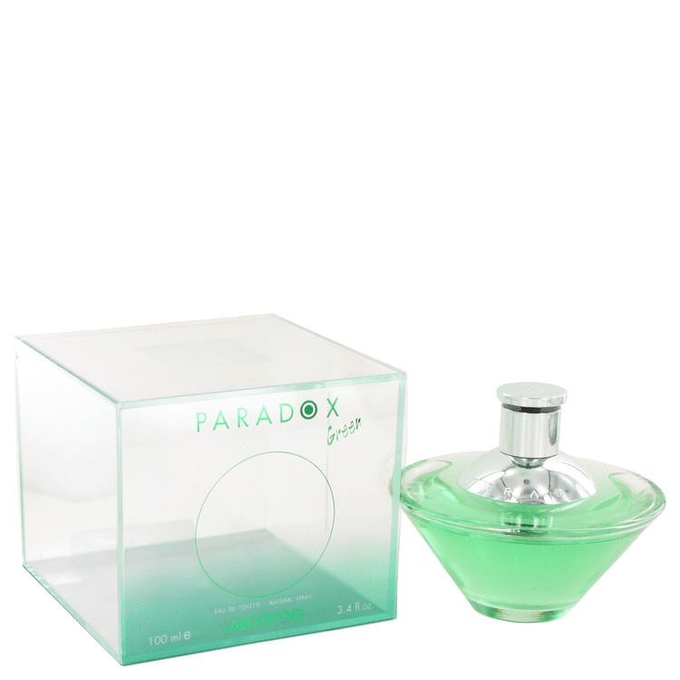 Paradox Green Perfume by Jacomo 3.4 oz EDT Spray for Women