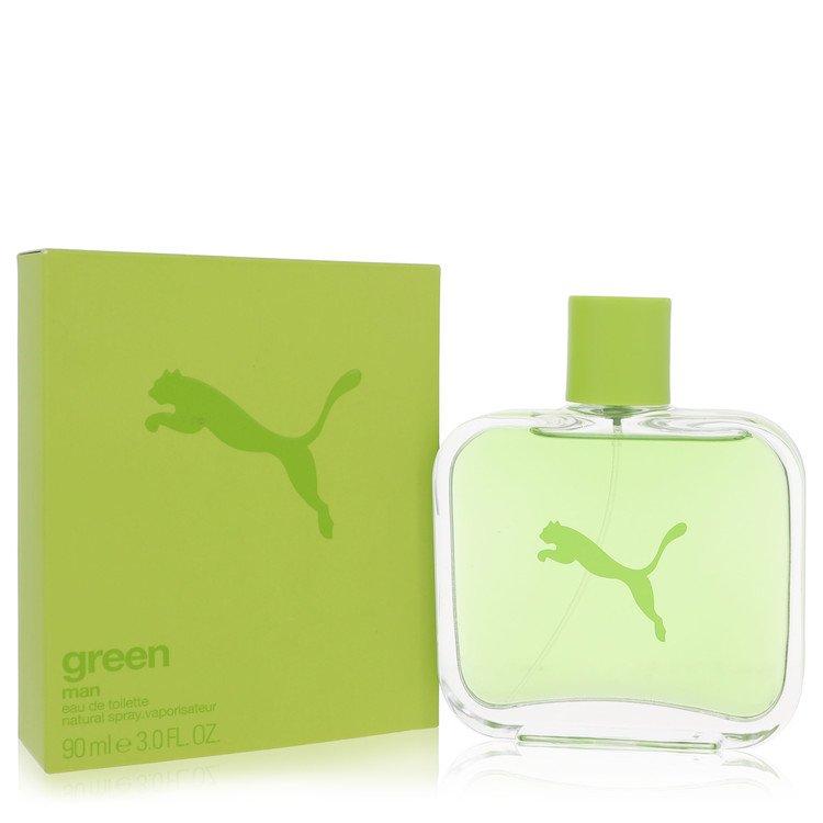Puma Green Cologne by Puma 3 oz EDT Spray for Men