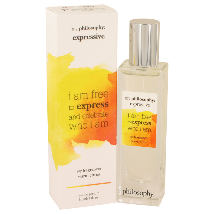 Philosophy Expressive by Philosophy for Women Eau De Parfum Spray 1 oz