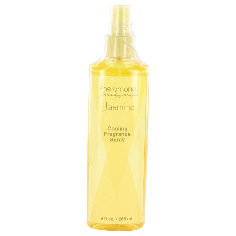 Pheromone Jasmine by Marilyn Miglin for Women Cooling Fragrance Spray 9 oz