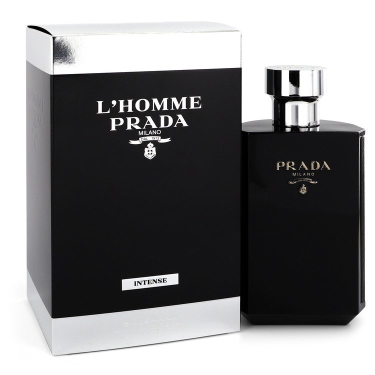Prada L'homme Intense by Prada Men's Eau De Parfum Spray 5.1 oz