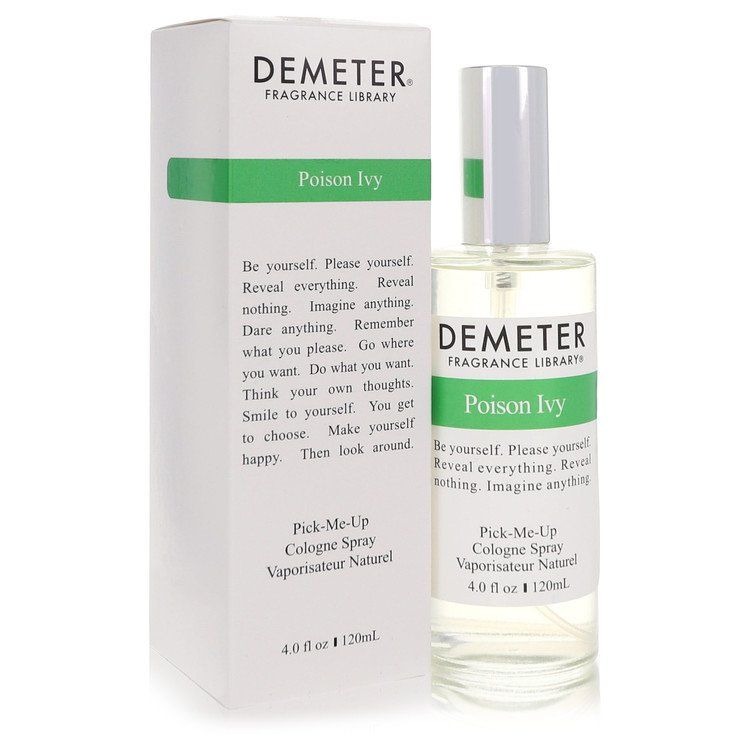 Demeter by Demeter for Women Poison Ivy Cologne Spray 4 oz