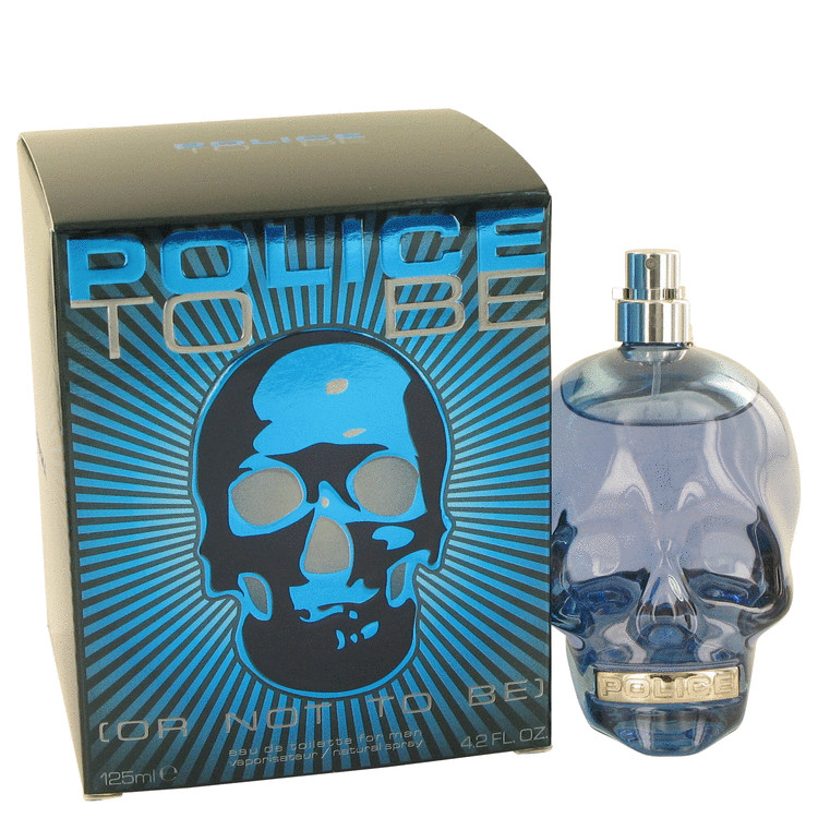 Police To Be or Not To Be by Police Colognes –  Eau De Toilette Spray 4.2 oz 125 ml for Men