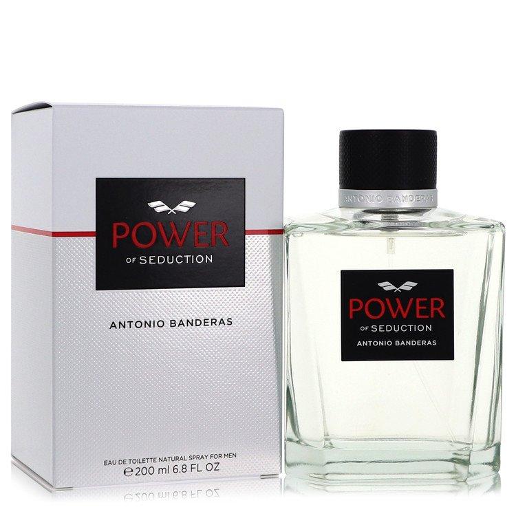 Power of Seduction by Antonio Banderas –  Eau De Toilette Spray 6.7 oz 200 ml for Men