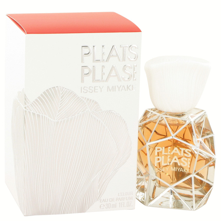 Pleats Please L'elixir Perfume by Issey Miyake 1 oz EDP Spay for Women