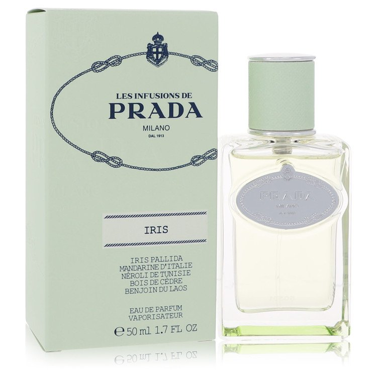 Prada Infusion D\'iris by Prada for Women Eau De Parfum Spray 1.7 oz