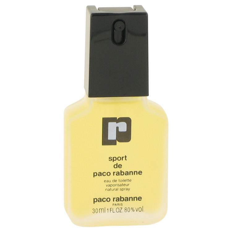 Paco Rabanne Sport Cologne 1 oz EDT Spray (unboxed) for Men