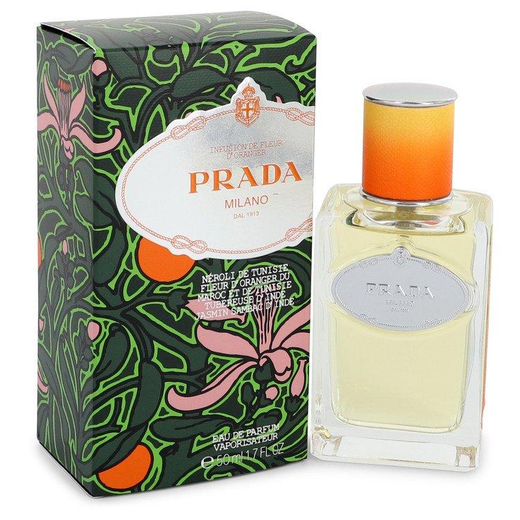 Prada Infusion De Fleur D'oranger Perfume 1.7 oz EDP Spay for Women