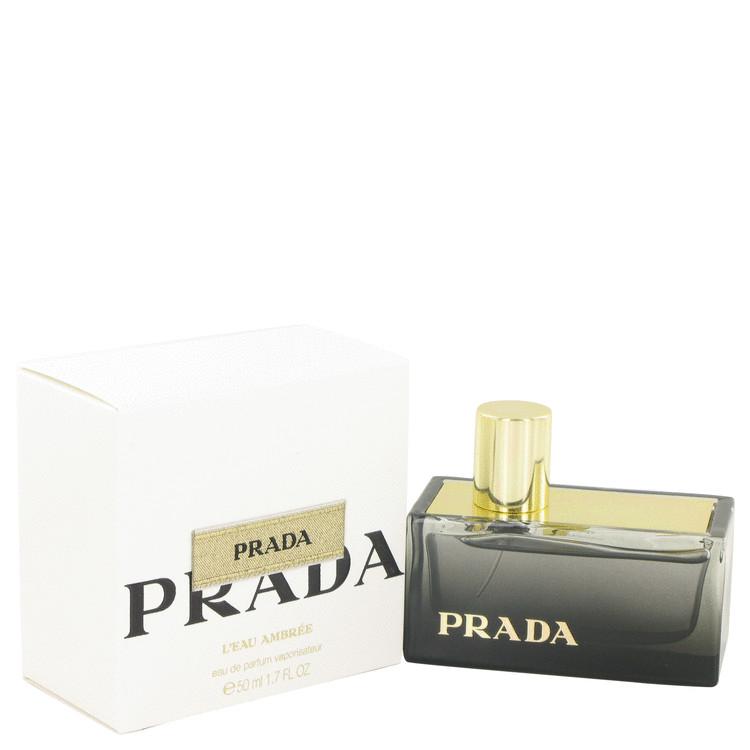 Prada L'eau Ambree Perfume by Prada 1.7 oz EDP Spay for Women