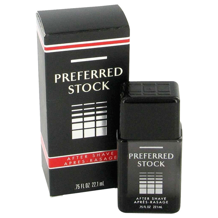 PREFERRED STOCK by Coty for Men After Shave .5 oz