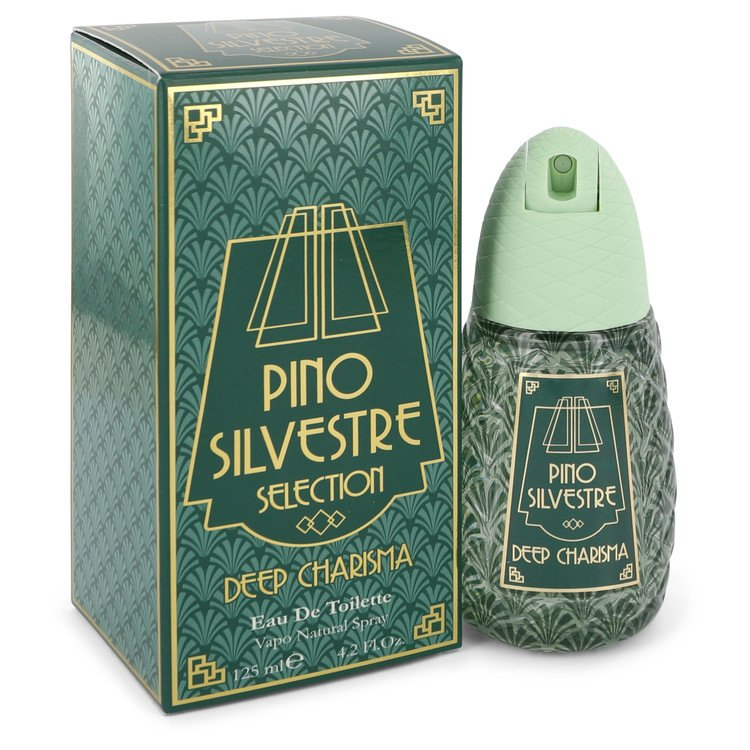 Pino Silvestre Selection Deep Charisma by Pino Silvestre –  Eau De Toilette Spray 4.2 oz 125 ml for Men