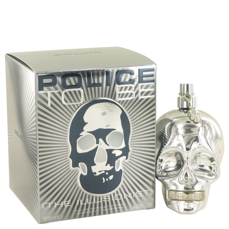 Police To Be The Illusionist by Police Colognes for Men Eau De Toilette Spray 4.2 oz