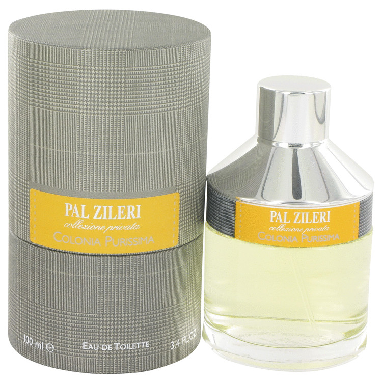 Pal Zileri Colonia Purissima Cologne by Mavive 3.4 oz EDT Spay for Men