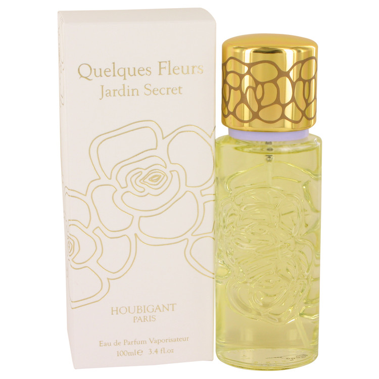 Quelques Fleurs Jardin Secret Perfume 3.4 oz EDP Spay for Women