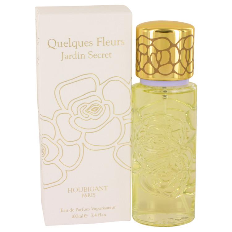 Quelques Fleurs Jardin Secret Perfume 3.4 oz EDP Spay for Women