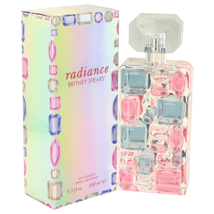 Radiance by Britney Spears for Women Eau De Parfum Spray 3.4 oz