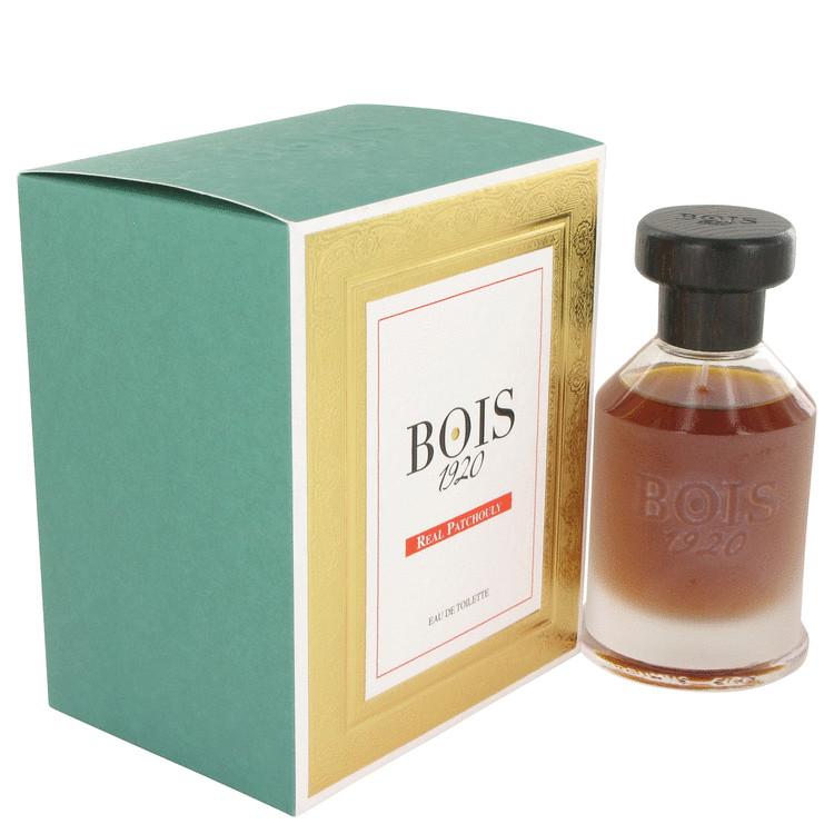Real Patchouly by Bois 1920 for Women Eau De Toilette Spray 3.4 oz