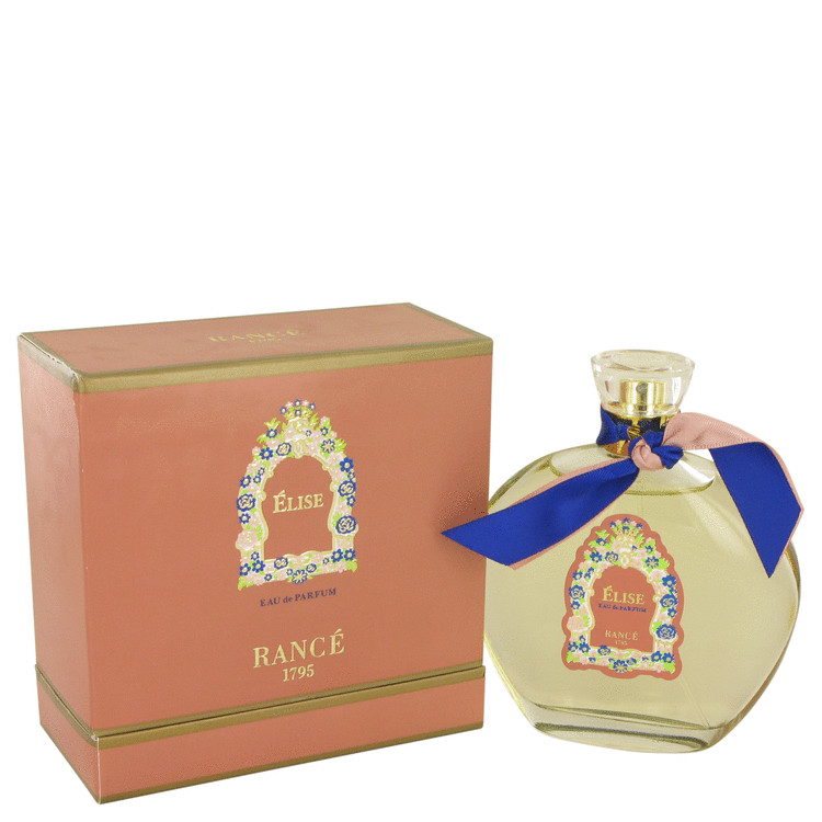Elise by Rance for Women Eau De Parfum Spray 3.4 oz