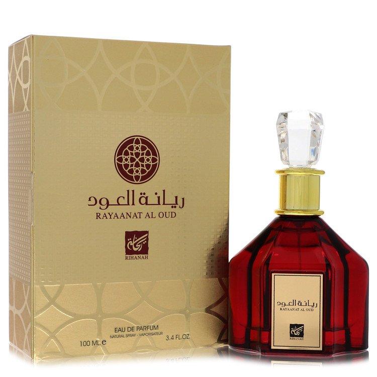 Rayaanat Al Oud by Rihanah Women's Eau De Parfum Spray (Unisex) 3.4 oz