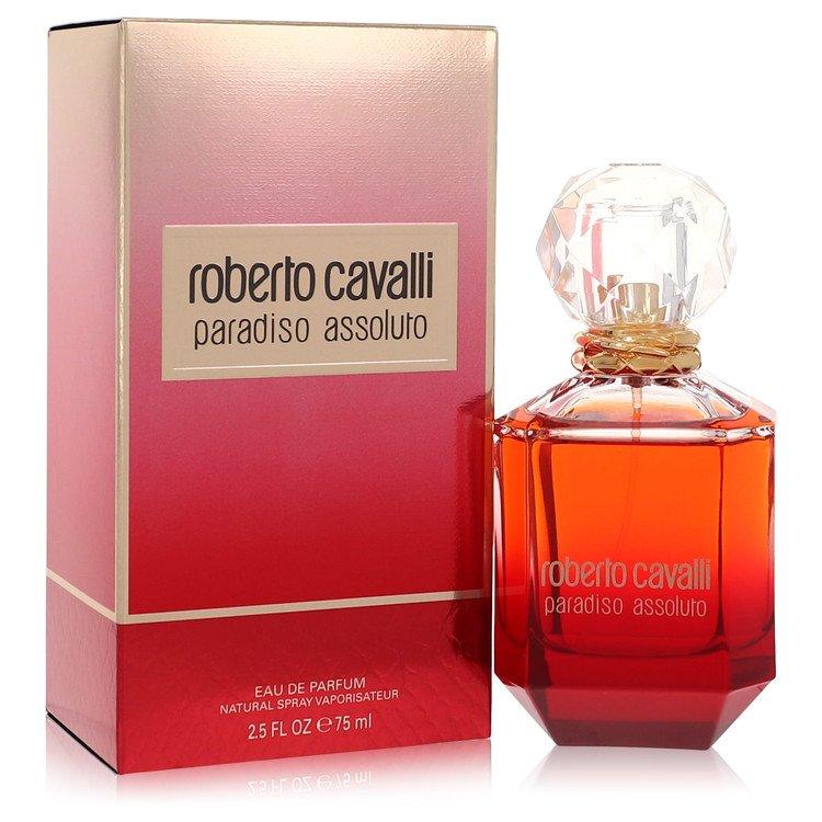 Roberto Cavalli Paradiso Assoluto Perfume 2.5 oz EDP Spay for Women