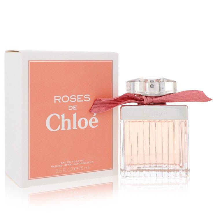 Roses De Chloe by Chloe for Women Eau De Toilette Spray 2.5 oz