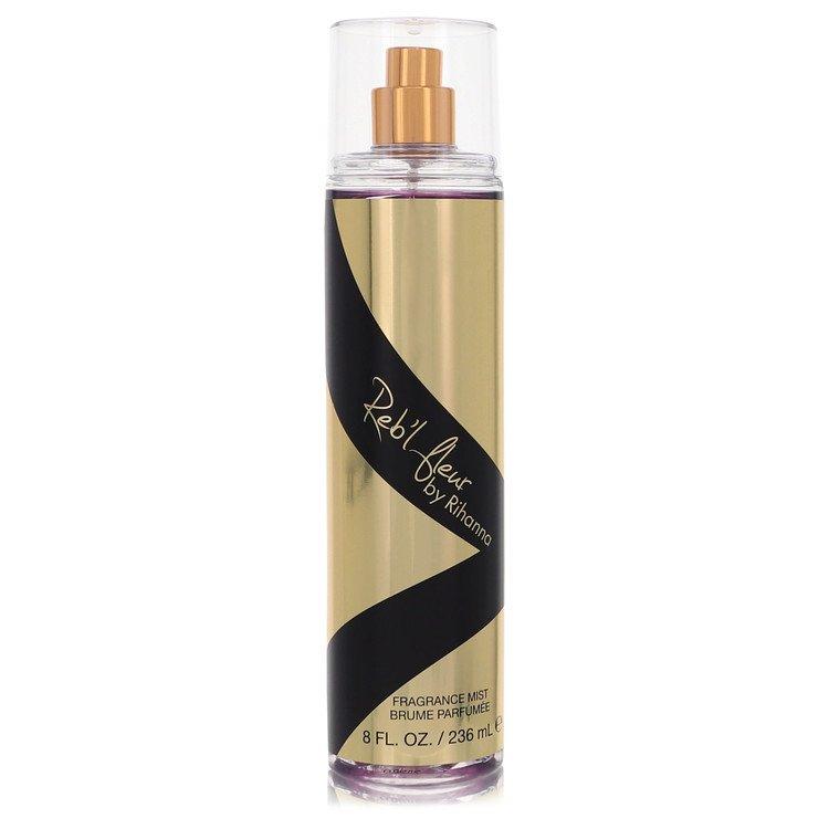 Reb'l Fleur Perfume by Rihanna 8 oz Body Mist for Women