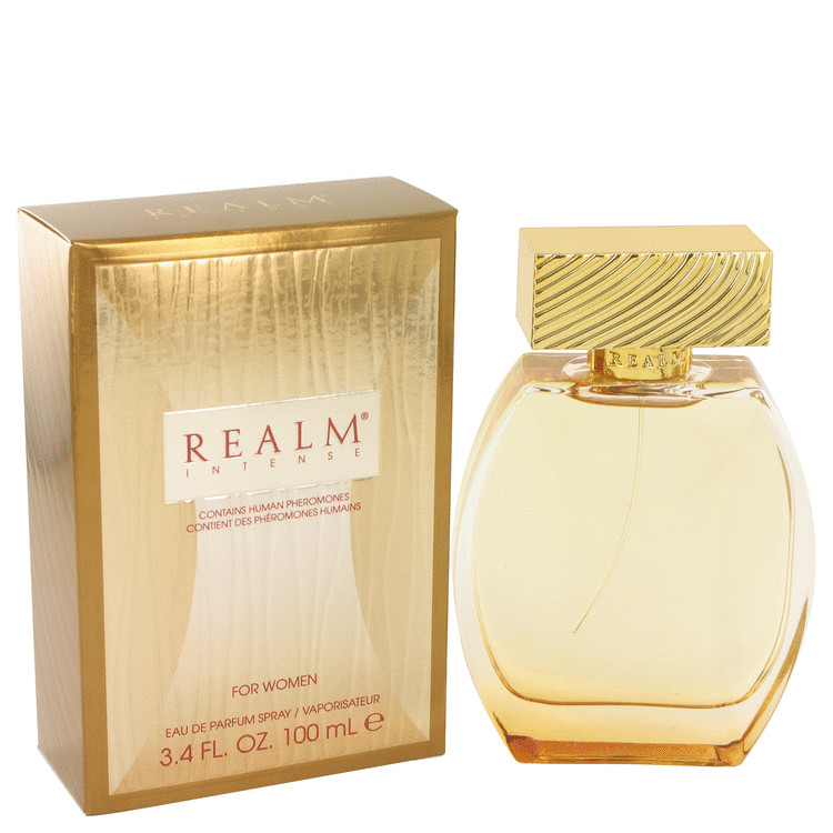 Realm Intense Perfume by Erox 3.4 oz EDP Spray for Women